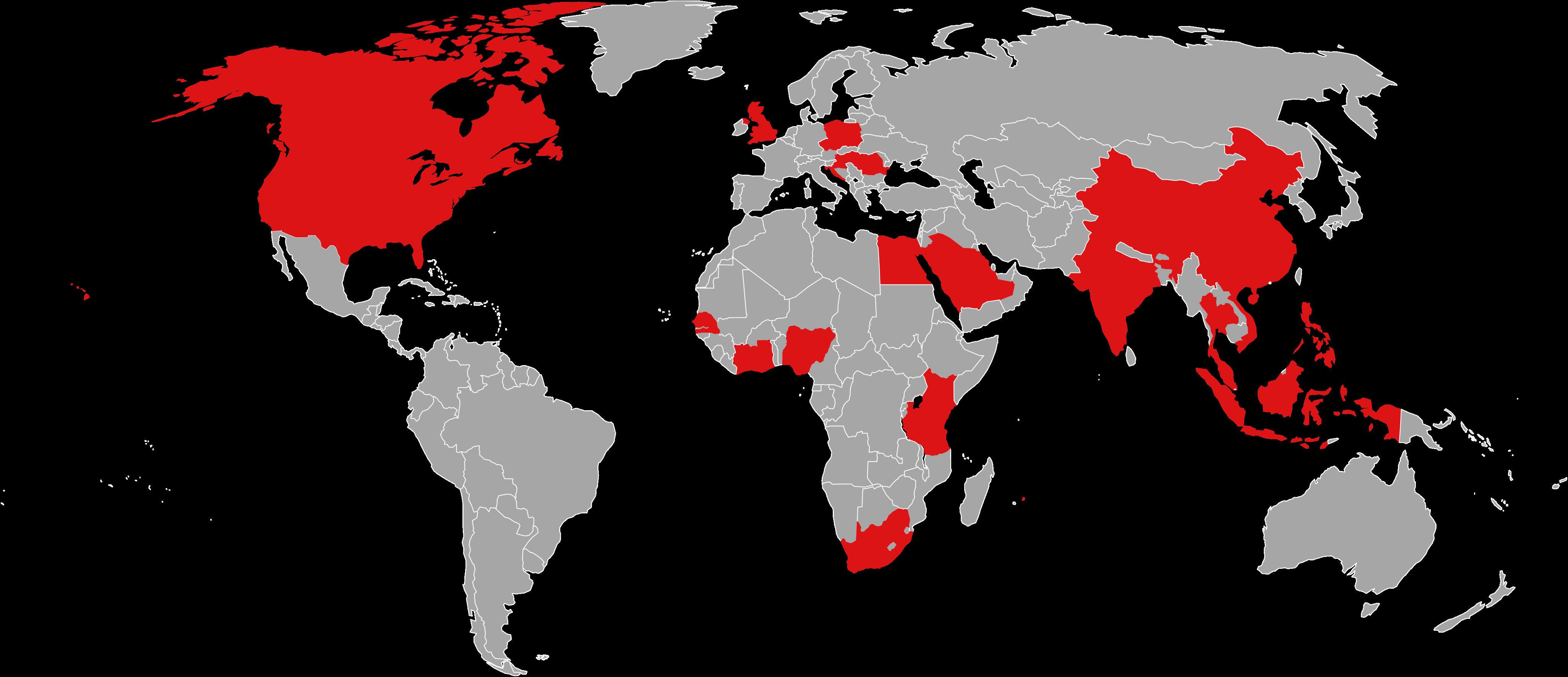 infinicept payment facilitator map
