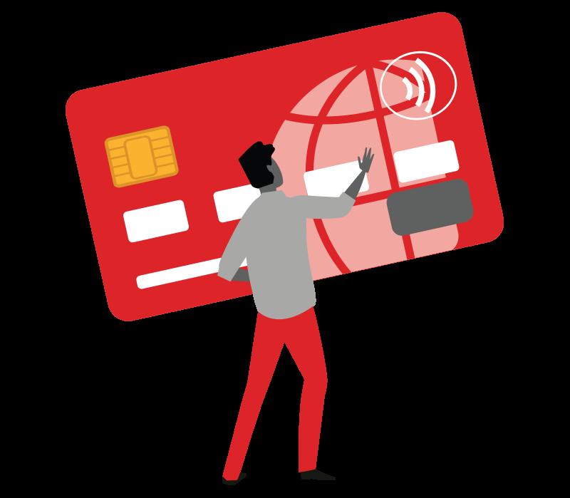guy credit card